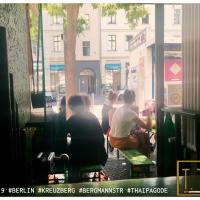 27.06.19 #ThaiPagode #Kreuzberg #Bergmannstr #Asiakitchen