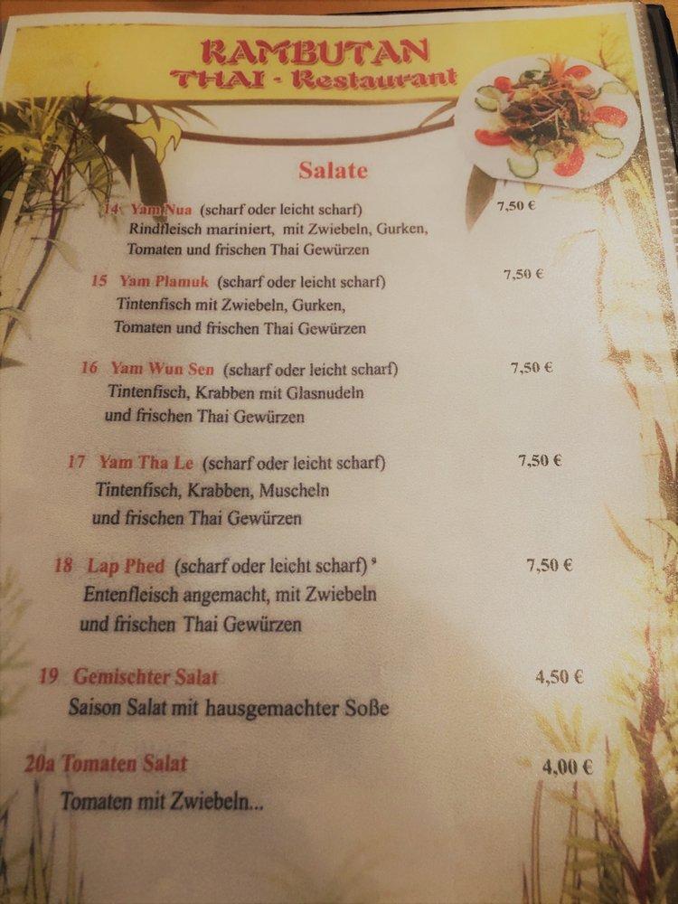 11.01.19 #Rambutan #Regensburg #Thai #Asia #Imbiss #Fotoserie #TTT #Tulipstagram